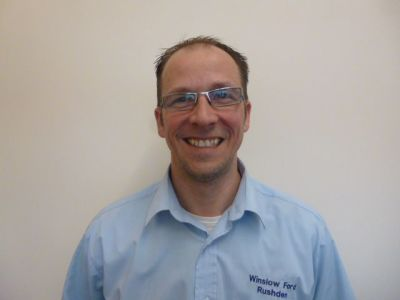Nick Hales - Service Manager