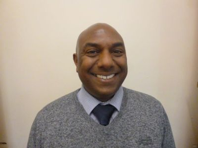 Anthony Theobalds - Sales Executive