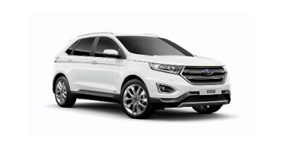 Ford Edge - Available In Oxford White