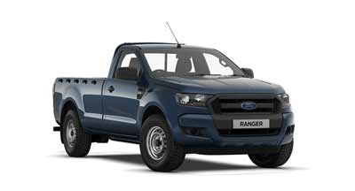 Ford Ranger - Available In Ocean