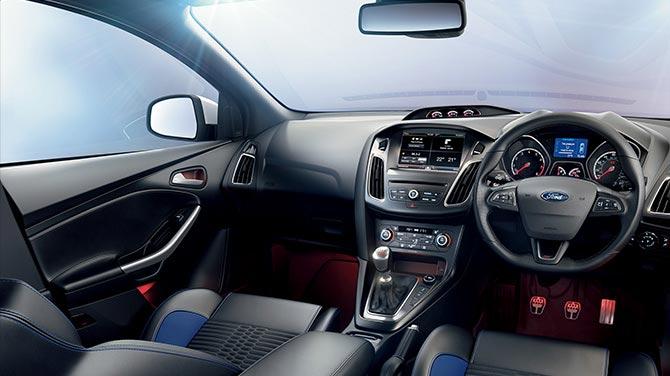 ford focus st interior - Ford Focus St Interior