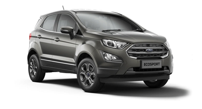 Ford New Ecosport - Available In Tiger Eye