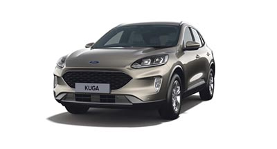 Ford New Kuga - Available In Diffused Silver