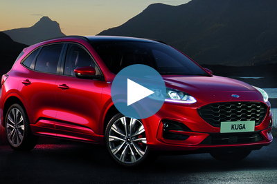 Ford New Kuga - Overview
